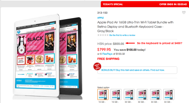 ipad-air-hsn-deal